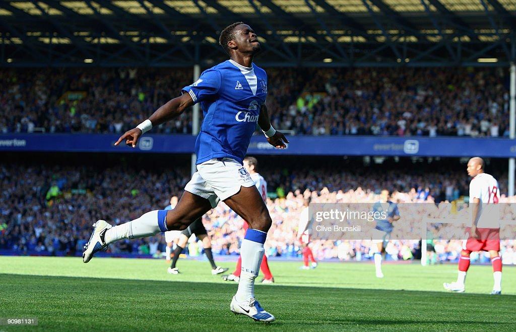 Everton v Blackburn Rovers - Premier League : News Photo