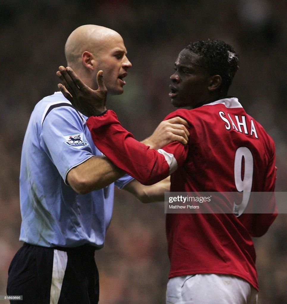 Manchester United v Manchester City