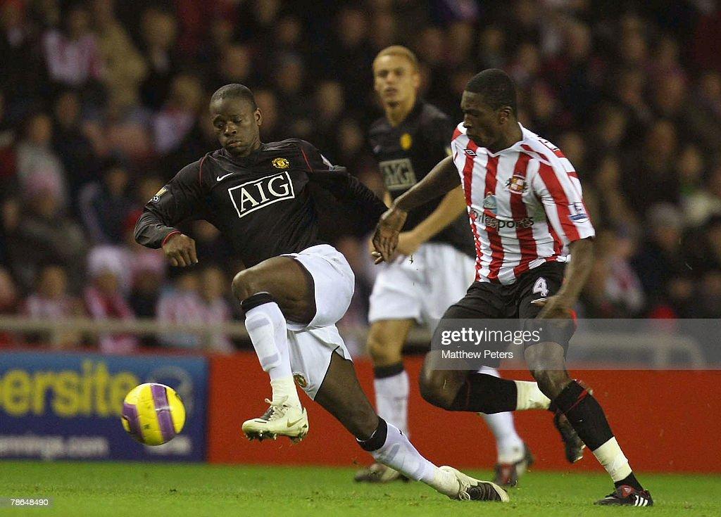 Sunderland v Manchester United : News Photo