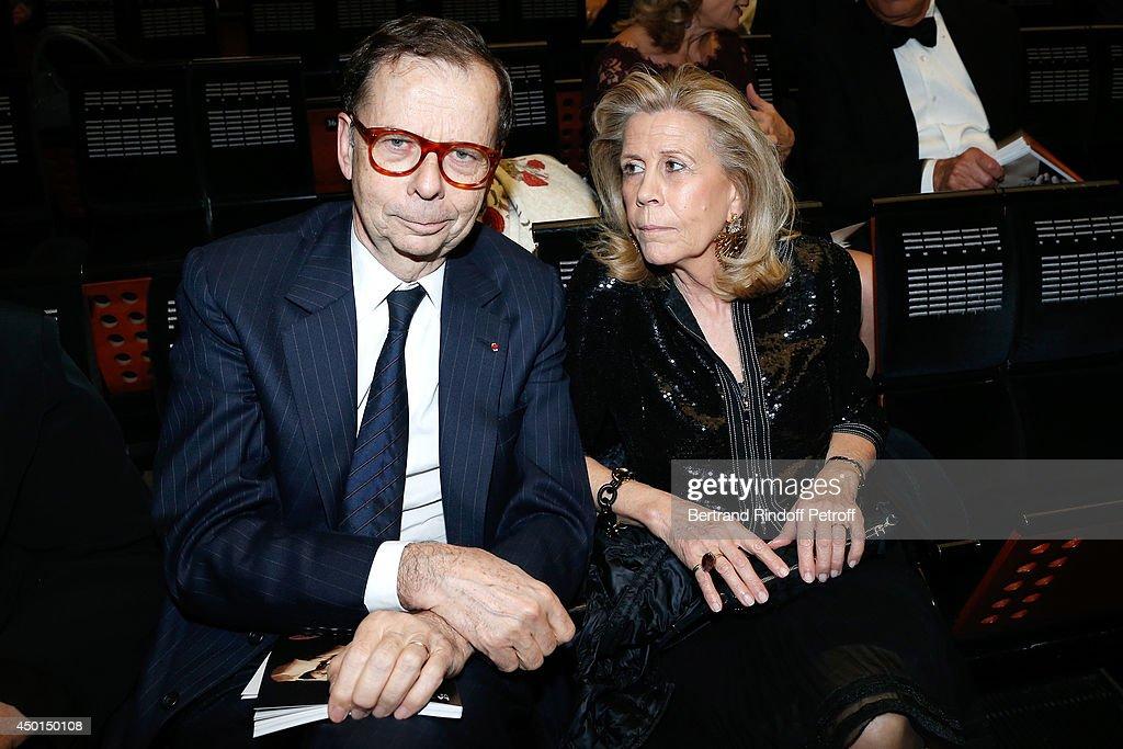 AROP Charity Gala At Opera Bastille In Paris