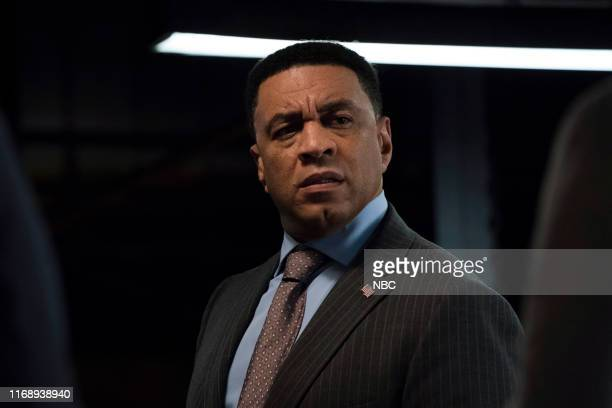 """Louis T. Steinhil """" Episode 701 -- Pictured: Harry Lennix as Harold Cooper --"""