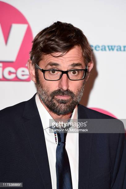 Louis Theroux attends The TV Choice Awards 2019 at Hilton Park Lane on September 09, 2019 in London, England.