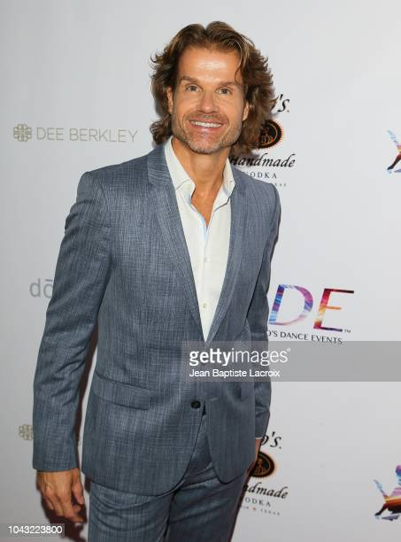 Louis van Amstel attends the RIDE Foundation's 2nd Annual Dance For Freedom on September 29 2018 in Santa Monica California