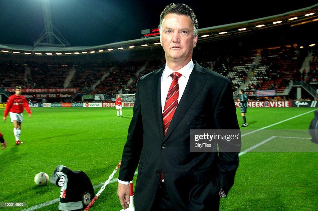 2006 UEFA Cup - Group C First Leg - SC Braga vs AZ Alkmaar : News Photo