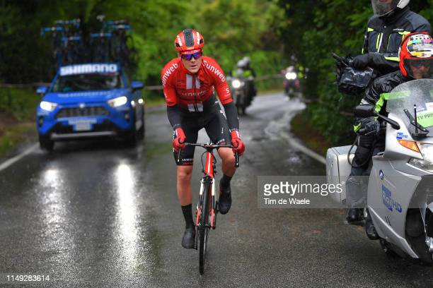 Louis Vervaeke of Belgium and Team Sunweb / during the 102nd Giro d'Italia 2019, Stage 5 a 140km stage from Frascati to Terracina / Tour of Italy /...