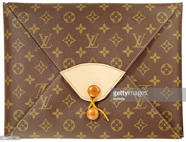 louis vuitton bag - louis vuitton designer label stock pictures, royalty-free photos & images