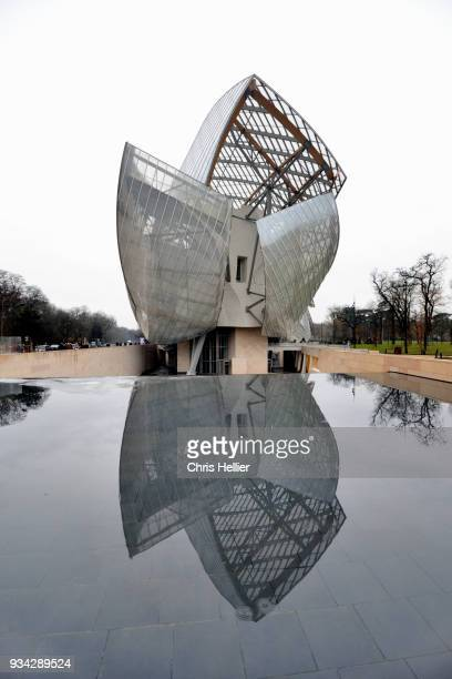 Louis Vuitton Foundation (2006-2014) Paris