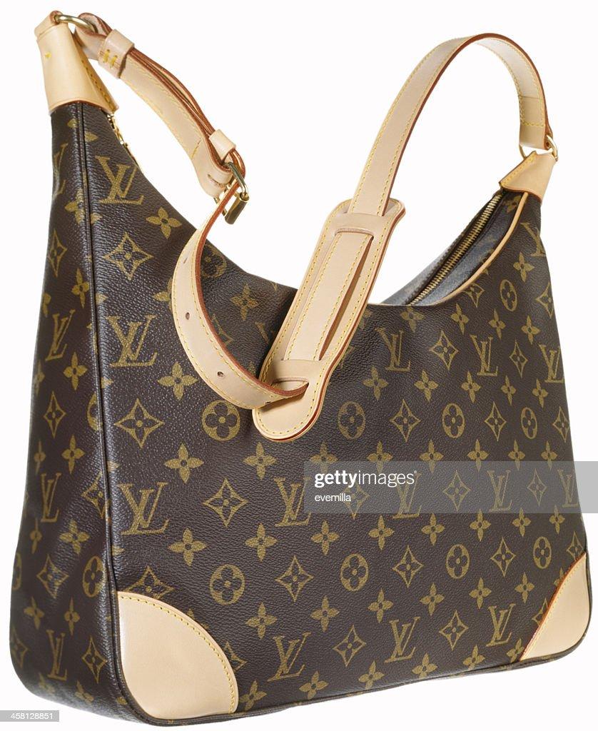 9341e127bab05 Louis Vuitton Handbag Stock Photo - Getty Images