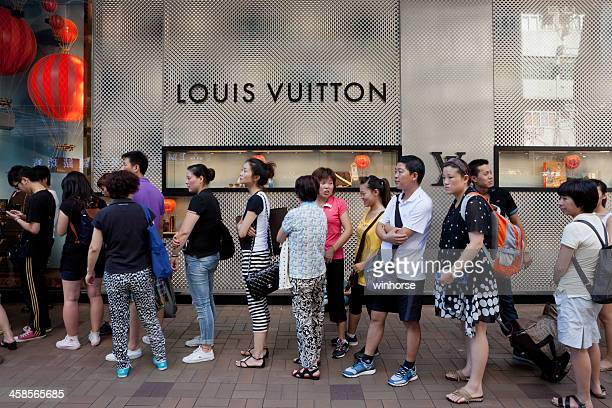 Louis Vuitton Shop in Hongkong