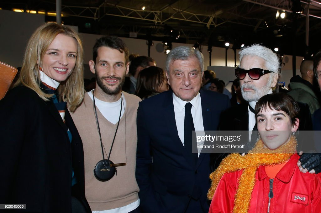 LVMH Prize 2018 - Designers Presentation In Paris : News Photo