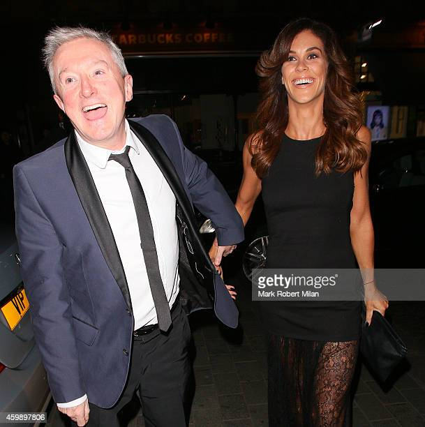 Louis Walsh attending the Cosmopolitan Ultimate Women Of The Year Awards on December 3 2014 in London England
