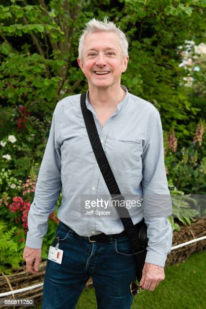 Louis Walsh attends RHS Chelsea Flower Show press day at Royal Hospital Chelsea on May 22 2017 in London England