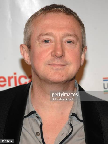 """Louis Walsh attends the 5th Annual """"Oscar Wilde: Honoring Irish In Film"""" Pre-Academy Awards Cocktail at The Wilshire Ebell Theatre on March 4, 2010..."""