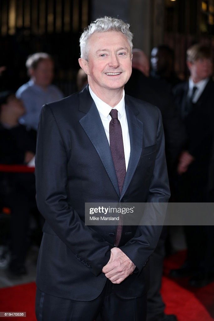 Louis Walsh attends the Pride Of Britain Awards at The Grosvenor House Hotel on October 31, 2016 in London, England.
