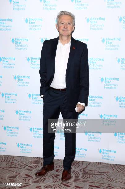 Louis Walsh attends the Shooting Star Ball in Aid of Shooting Star Children's Hospices at Royal Lancaster Hotel on November 08, 2019 in London,...