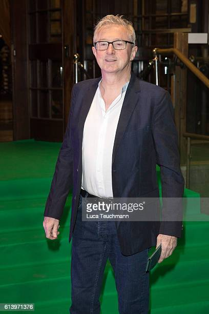 Louis Walsh attends the Spectacle Wearer of the Year awards on October 11 2016 in London England