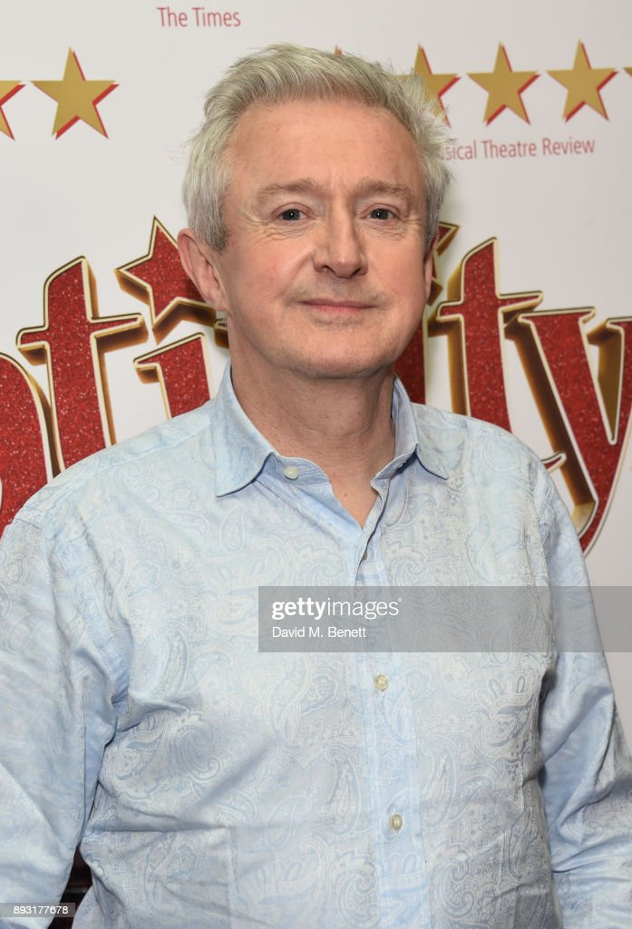 Louis Walsh attends the world premiere press night performance of 'Nativity: The Musical' at Eventim Apollo, Hammersmith on December 14, 2017 in London, England.