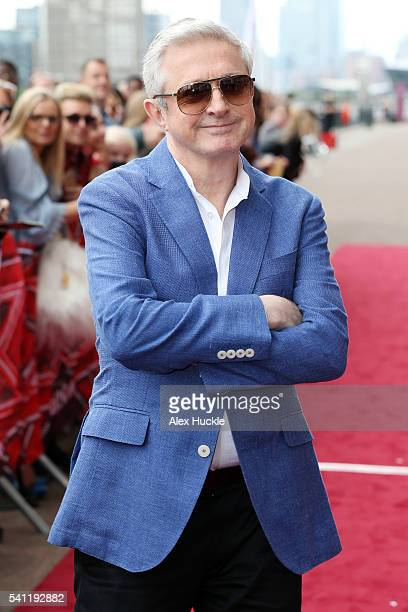 Louis Walsh attends the X Factor Auditions on June 19 2016 in London England