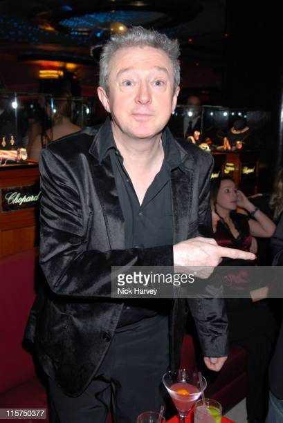Louis Walsh during 'It's a Boy Girl Thing' London Premiere After Party in London Great Britain