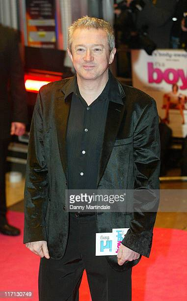 Louis Walsh during It's A Boy Girl Thing - London Premiere in London, Great Britain.
