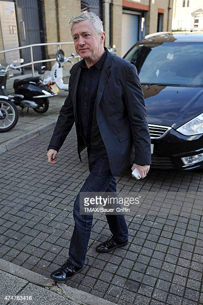 Louis Walsh is seen on November 05 2012 in London United Kingdom