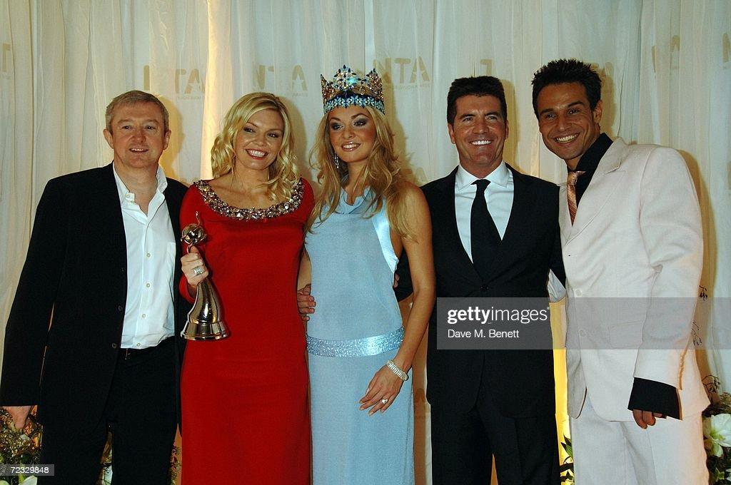 National Television Awards 2006 -  Awards Room : News Photo