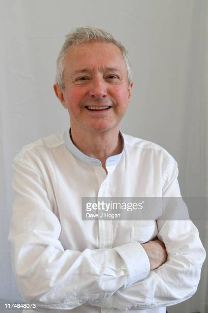 Louis Walsh poses backstage during BBC2 Radio Live 2019 at Hyde Park on September 15, 2019 in London, England.