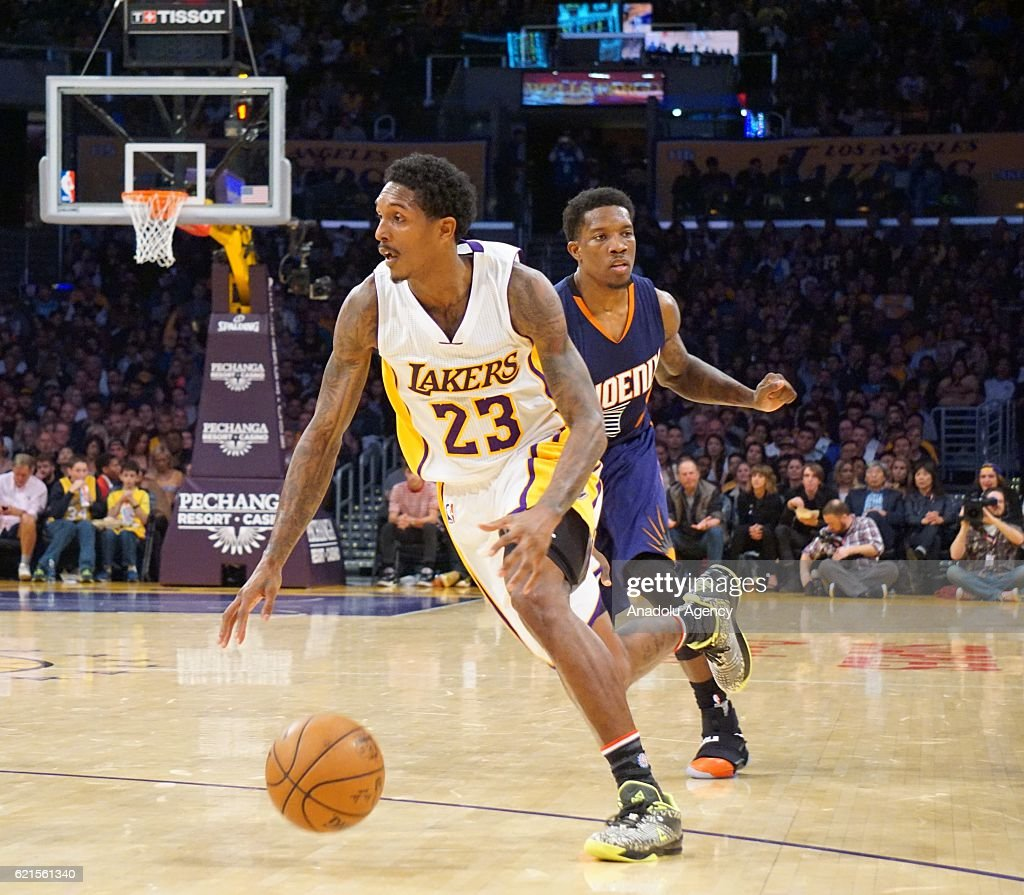 Los Angeles Lakers v Phoenix Suns : News Photo