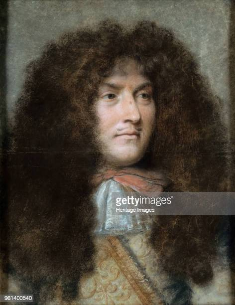 Louis XIV, King of France , 1667. Found in the Collection of Musée du Louvre, Paris.