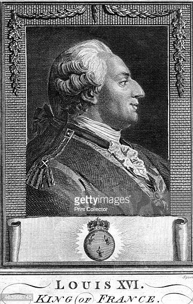 Louis XVI, King of France. Louis XVI , King of France from 1774, deposed by the French Revolution and executed for treason by guillotine in 1793.