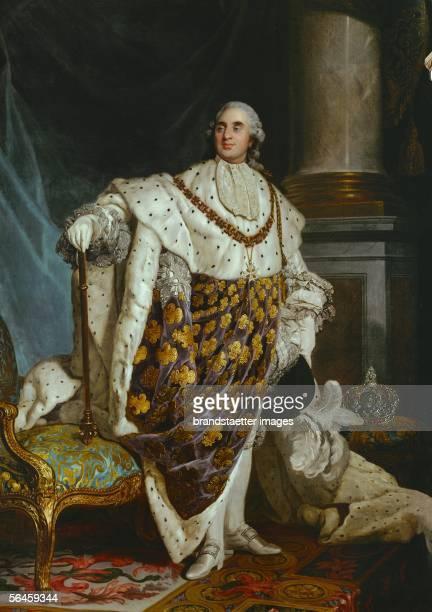 Louis XVI. Musee Carnavalet, Paris, France. [Ludwig XVI. Musee Carnavalet, Paris, France.]