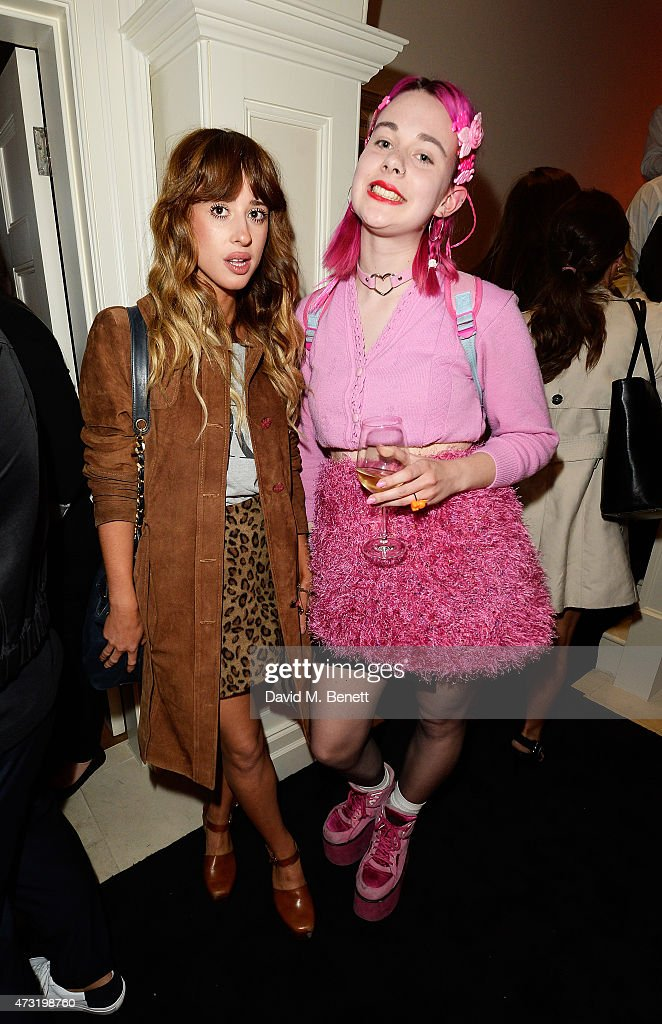 Closing Party Of 'Les 3 Etages By Dom Perignon' With Sunday Times Style : News Photo