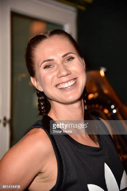 Louisa Dellert during the TV Show Pre Screening at Soho House on August 31 2017 in Berlin Germany