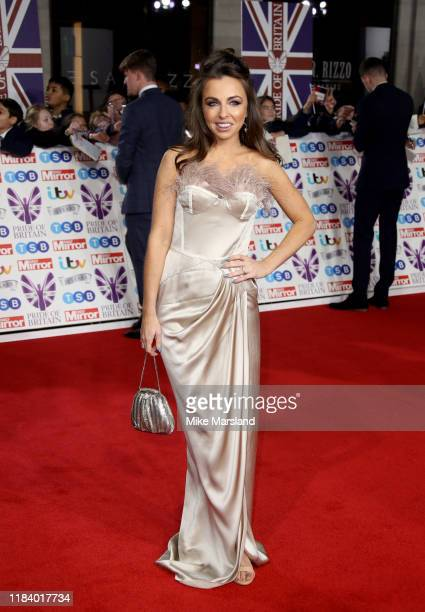 Louisa Lytton attends Pride Of Britain Awards 2019 at The Grosvenor House Hotel on October 28 2019 in London England