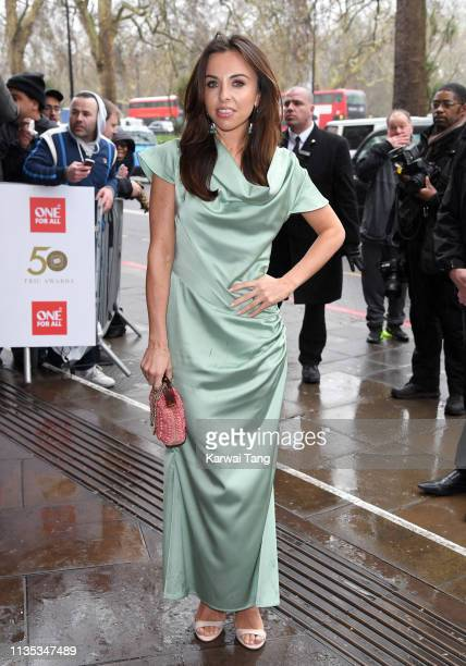 Louisa Lytton attends the 2019 'TRIC Awards' held at The Grosvenor House Hotel on March 12 2019 in London England