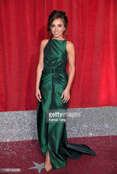 Louisa Lytton attends the British Soap Awards at The Lowry Theatre on June 01 2019 in Manchester England