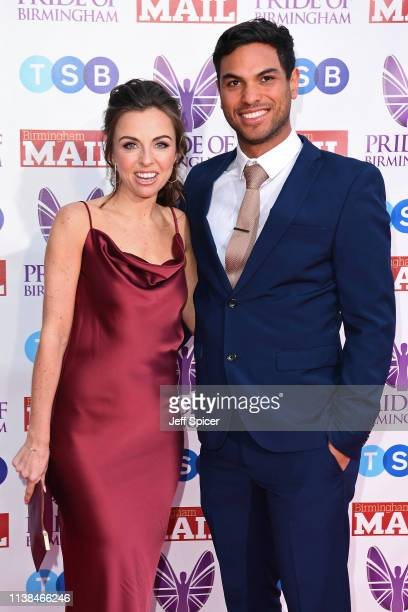 Louisa Lytton attends The Pride of Birmingham Awards in partnership with TSB at University of Birmingham on March 26 2019 in Birmingham United Kingdom
