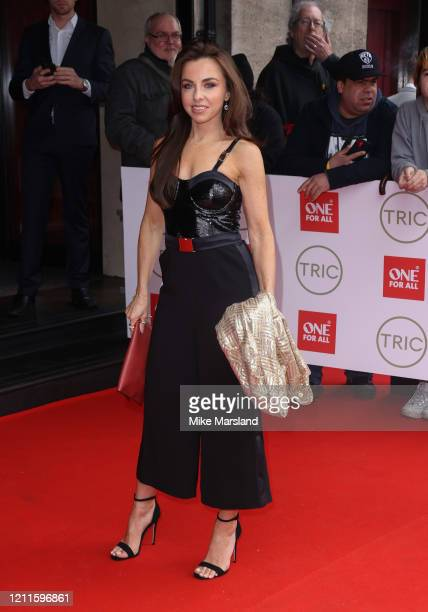 Louisa Lytton attends the TRIC Awards 2020 at The Grosvenor House Hotel on March 10, 2020 in London, England.