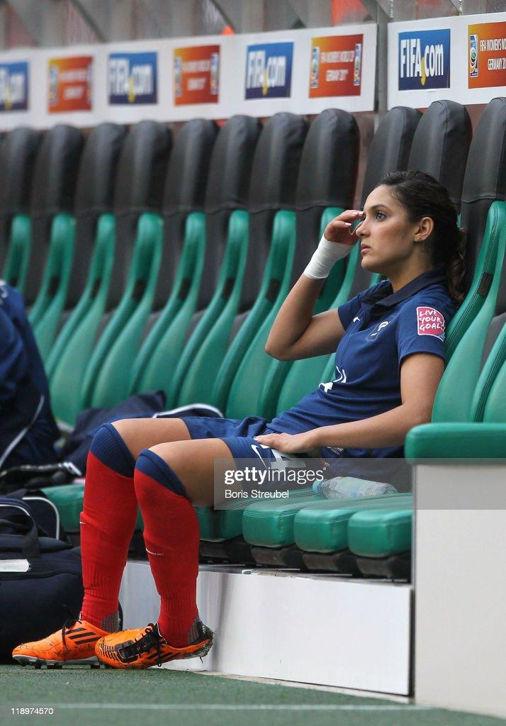France v USA: FIFA Women's World Cup 2011 - Semi Final