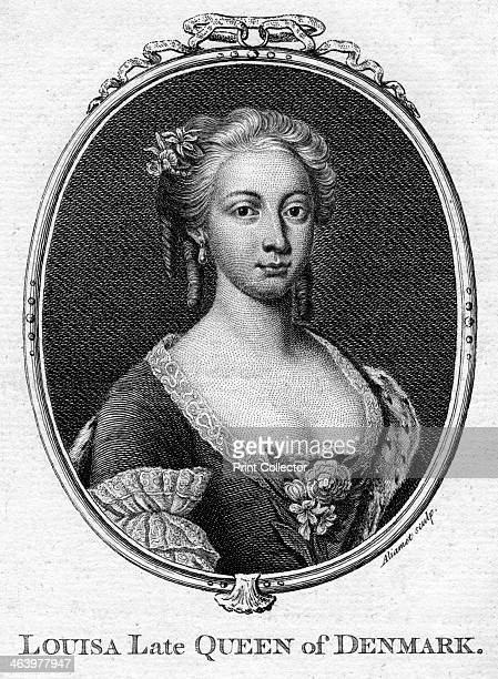 Louisa, Queen of Denmark. The youngest surviving daughter of George II and Caroline of Ansbach, Princess Louise married the future King Frederick V...
