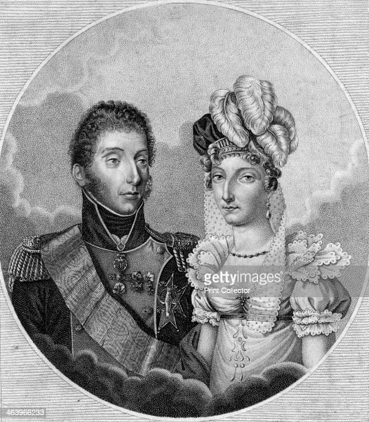 LouisAntoine Duke of Angouleme and Princess MarieTherese Charlotte 1799 LouisAntoine married MarieTherese Charlotte the only surviving child of Louis...