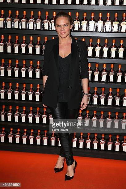 Louise Adams attends the launch of Cointreau Creative Crew at Cafe Royal on October 27 2015 in London England