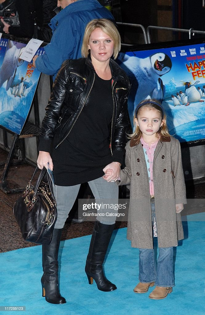 """Happy Feet"" London Premiere - Outside Arrivals"