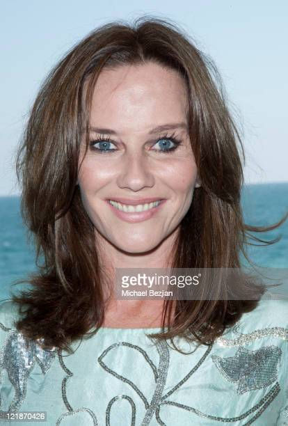 Louise Ashby attends Petit Ermitage Sponsors Launch Of Louise Ashby Children's Fund on August 21, 2011 in Malibu, California.