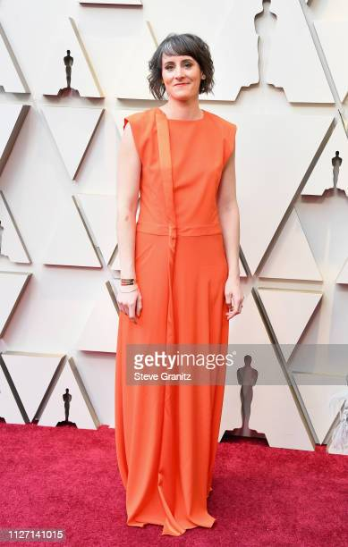 Louise Bagnall attends the 91st Annual Academy Awards at Hollywood and Highland on February 24 2019 in Hollywood California