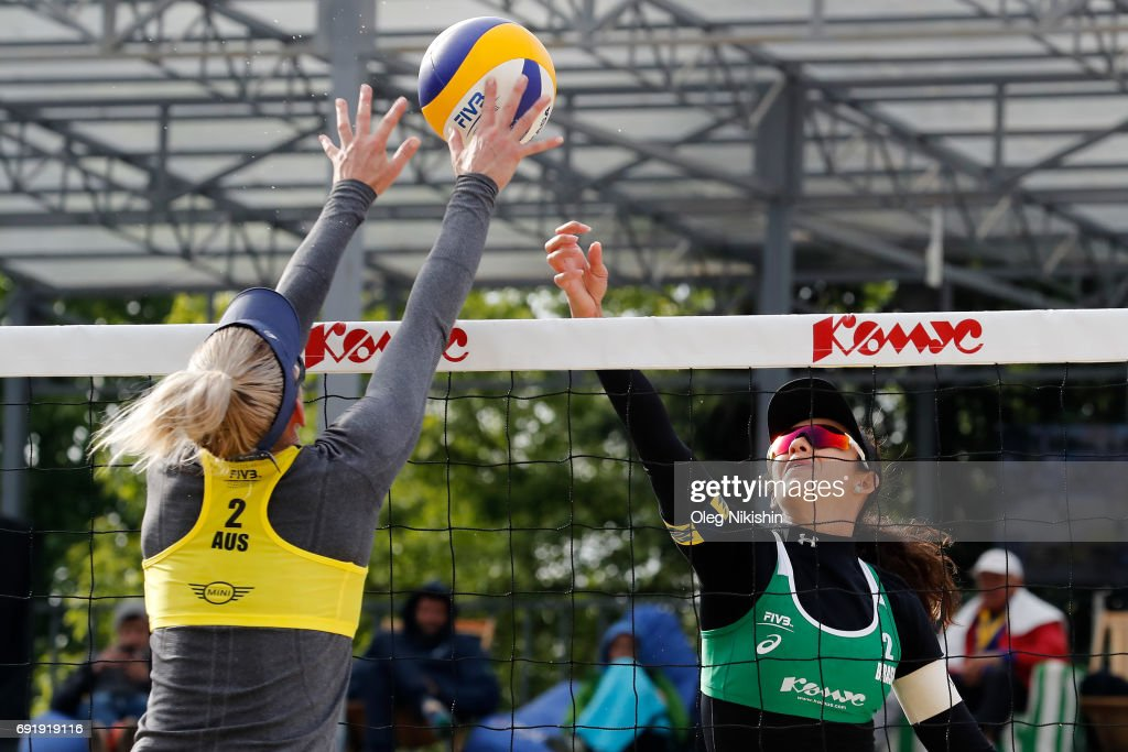 FIVB Moscow Grand Slam - Day 4