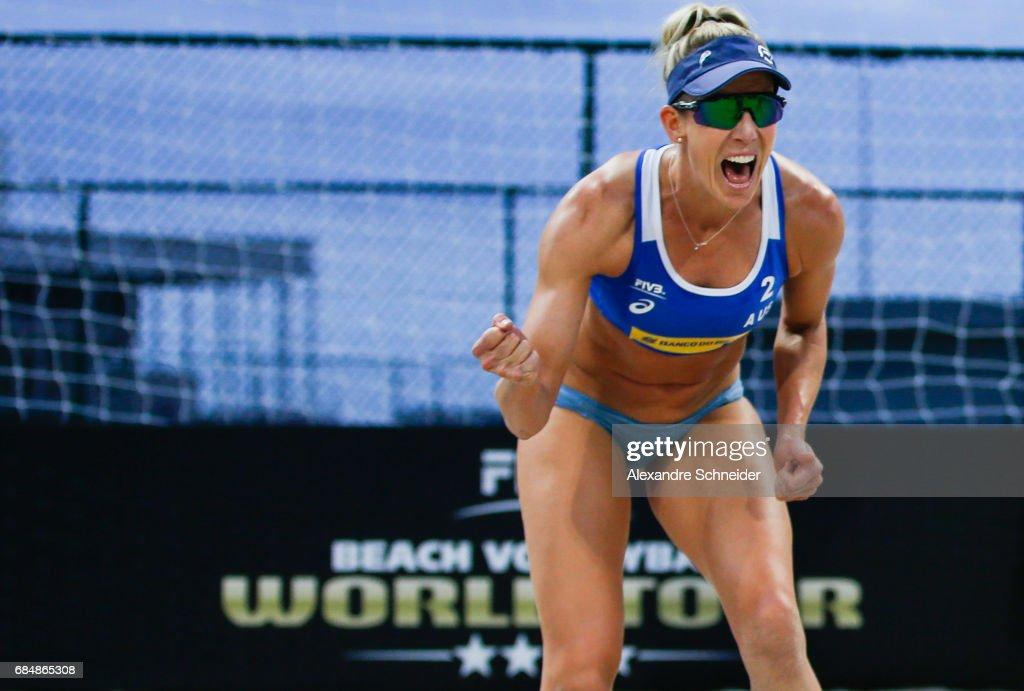 FIVB Beach Volleyball World Tour Rio - Day 1