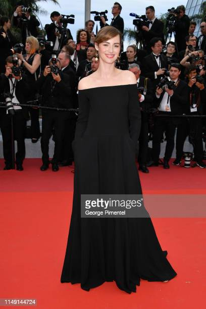 Louise Bourgoin attends the opening ceremony and screening of The Dead Don't Die during the 72nd annual Cannes Film Festival on May 14 2019 in Cannes...