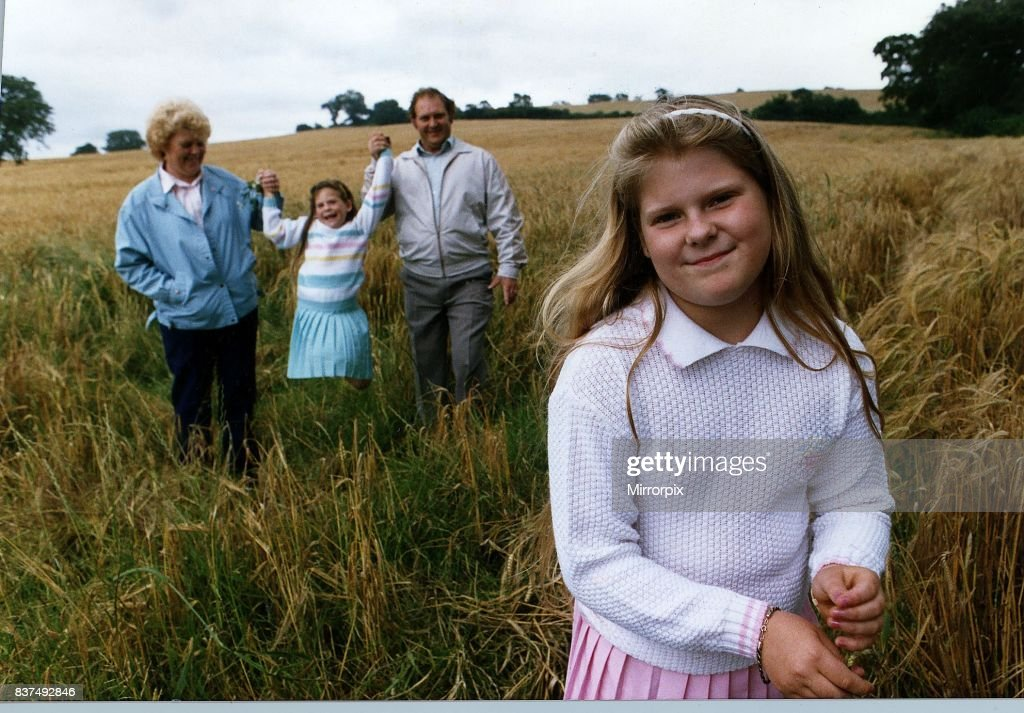 Louise Brown, the first test-tube baby, prepares to celebrate her 10th Birthday tomorrow 24th July 1988.