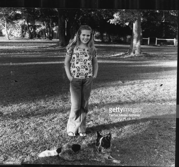 Louise Crawford of Beverly Hills with her dog Spot at the Wiggins Avenue Reserve Beverly HillsLouise wrote to Hurstville Council asking for a...